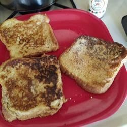 Massive Amount of Healthy French Toast