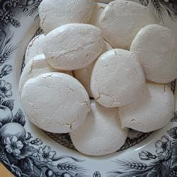 Meringues (well sort of) :)