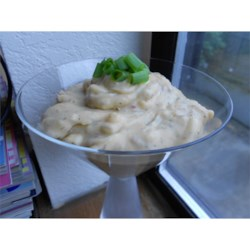 Cheesy Mashed Potatoes