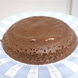 Easy Microwave Chocolate Cake