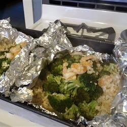 Shrimp and Broccoli Packets Photos - Allrecipes.com