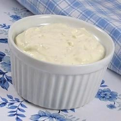 Bill's Blue Cheese Dressing Recipe and Video - This is the BEST I have ever tasted, but not for the fat conscious.