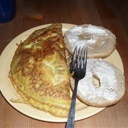"""""""Yummy Veggie Omelet"""""""