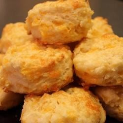 Amazing Cheddar Biscuits