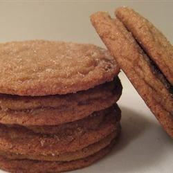 Rachel's yummy brown sugar cookies!