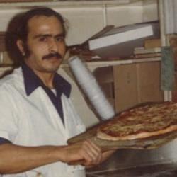 my daddy.. an Italian Chef