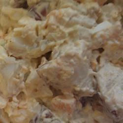 Wisconsin Cheese Curd Potato Salad