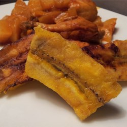 Chef John's Fried Sweet Plantains Recipe - Sliced sweet plantains fried to golden perfection: perfect with a squeeze of lime and a little salt!