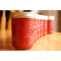 Rhubarb Strawberry Jam Recipe - This rhubarb strawberry jam recipe is our favorite and so easy to make.
