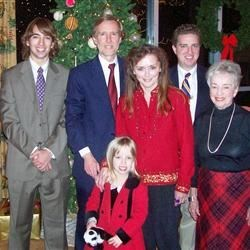 Christmas with the Byrnes