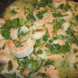Garlic Shrimp/ Camarones al ajillo.