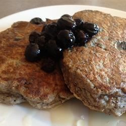 Nutrient Rich Blueberry Pancakes