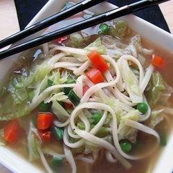 Five Spice Noodle Soup