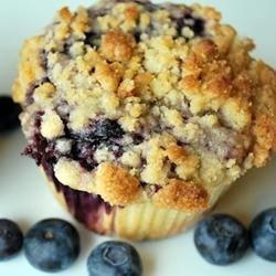 Fabulous Blueberry Muffins