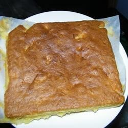 Pineapple Cake III Recipe - A very rich and sweet cake. You may substitute pecans for the walnuts if you prefer.