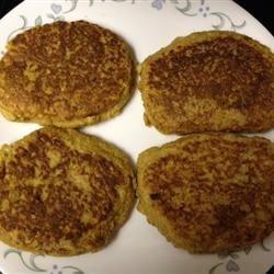Magpie's Easy Falafel Cakes