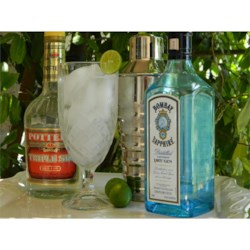 Kansas City Ice Water Recipe - Citrus flavors are blended with gin and vodka. A very refreshing drink for hot summer days. Be careful, though - it is easy to have too many of these.