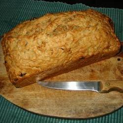 Summer Squash Bread/less oil & sugar