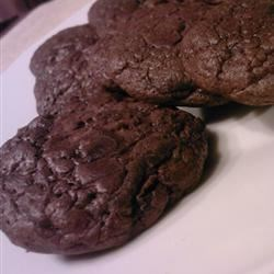Chocolate Truffle Cookies!