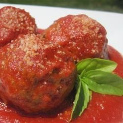 The Best Meatballs