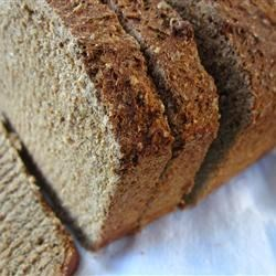 Molasses-Oat Bran Bread