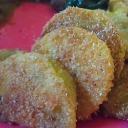 Fried Yellow Squash