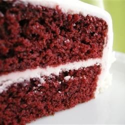 Red Velvet Cake with Beets