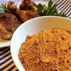 Indian Chicken Rub