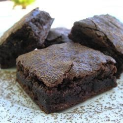 Mary's Brownies Recipe - The favorite brownie recipe that my family and friends request from me.