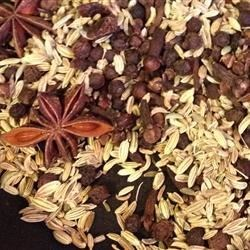 Chinese-Style Five Spice Rub Recipe - This simple mixture of five spices commonly used in Chinese cooking works great as a rub or in a marinade.