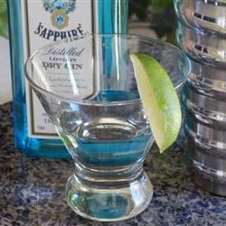 Gimlet Cocktail Recipe - The gimlet is as simple as it is refreshing. Shake up gin with fresh lime juice and simple syrup to make this classic cocktail.