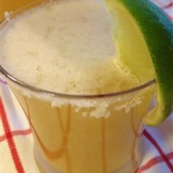 Mexicali Beer Margaritas Recipe - This is a variation of another posted 'Beer Margarita' with a little extra 'oomph.' It's quite delicious.