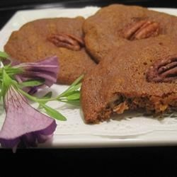 Hermits II Recipe - This cookie recipe for molasses cookies with allspice, cinnamon, raisins, and walnuts dates back to colonial New England.