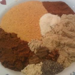 Southern style chicken seasoning recipe