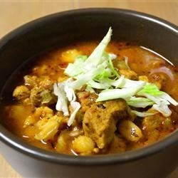 Slow-Cooker Posole
