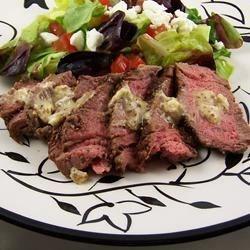 Grilled Rosemary Beef Tenderloin