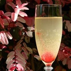 Mormon Champagne Recipe - A festive punch made with grapefruit soda and white grape juice is a fun, nonalcoholic way to celebrate.