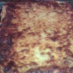 Ros's Healthy & Easy Meat Lasagna