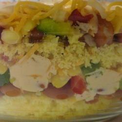 Cornbread Salad I