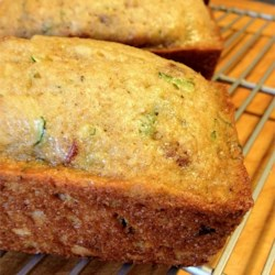 Grandma's Best Zucchini Bread Recipe - This top-secret family recipe for spicy, moist bread uses dates for a delicious change from ordinary zucchini bread. We like to spread warm slices with softened cream cheese for an extra-special treat!