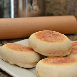 English Muffins Recipe and Video - I've used this delicious recipe for about 29 years. They are very good . . . much better than any store-bought English Muffins I've ever had.