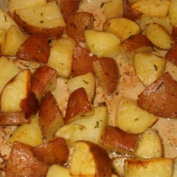 Early Morning Oven Roasted New Potatoes Photos ...