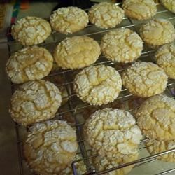 Easy Lemon Cookies
