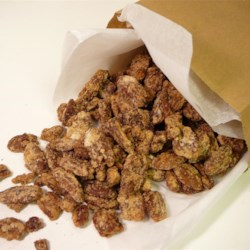 Swedish Nuts II Recipe - I make these wonderful sweet nuts using pecans every year for Christmas. They are a true delight, especially if you are a lover of nuts. If pecans aren't your forte, substitute walnuts. Happy Holidays!