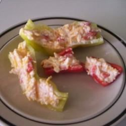 Pimento Cheese Spread Recipe - Mayonnaise and cheddar hold this onion-y mixture together; refrigerate prior to serving and the flavors intensify.