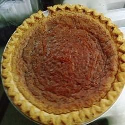 No Fail Bean Pie Recipe - A sweet and rich custard-like pie flavored with cinnamon and nutmeg could remind you of a pumpkin pie -- but this traditional Ramadan favorite treat is made with canned beans.