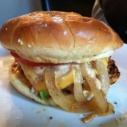 Perfect Simple Burger