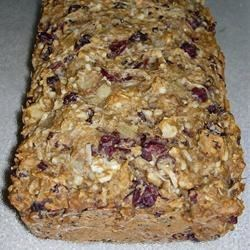 Sugarless Fruitcake Recipe - Pineapple, musts, cranberries, and coconut combine in this moist fruitcake using artificial sweetener in place of sugar.