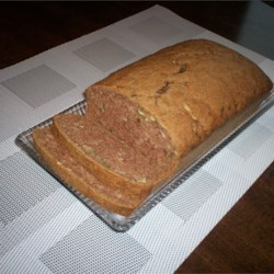 Wendy's Zucchini Bread Recipe - This cinnamon-scented zucchini bread is hearty but light thanks to white whole-wheat flour.