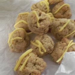 Melt In Your Mouth Honey Lemon Merry Christmas Cookies Recipe - These are a Christmas family tradition at our house and they don't last long.  Even better (more moist and very sweet) the second and third day if kept in an air tight container.